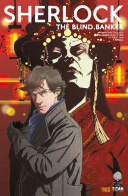 Sherlock - The Blind Banker #5