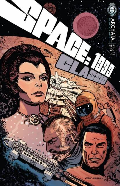 Space 1999 - Classics Remastered #1-11 Complete