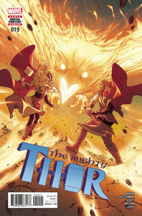 The Mighty Thor #19