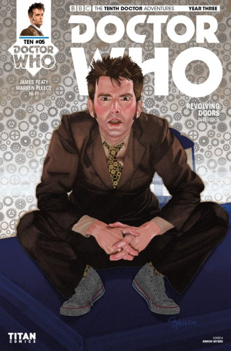 Doctor Who - The Tenth Doctor Year Three #5