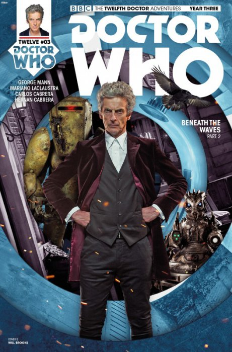 Doctor Who - The Twelfth Doctor Year Three #3