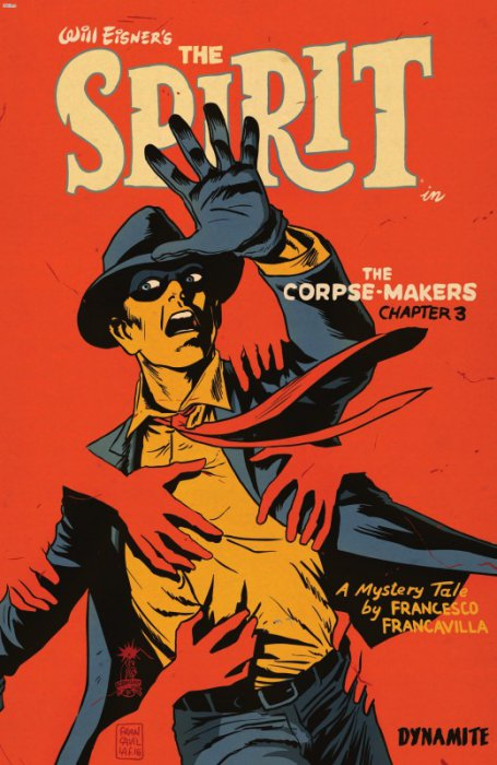 Will Eisner's - The Spirit - The Corpse-Makers #3