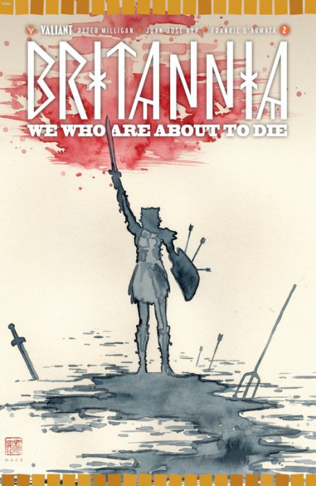 Britannia - We Who Are About to Die #2