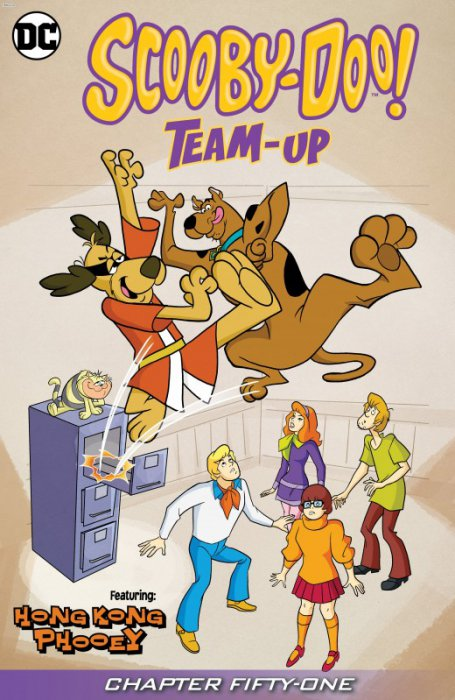 Scooby-Doo Team-Up #51