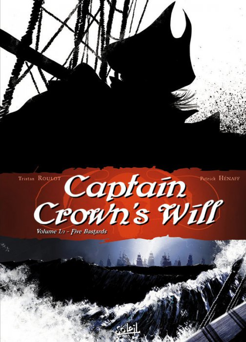 Captain Crown's Will Vol.1-2 Complete