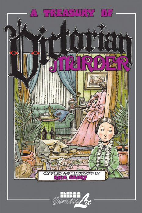 A Treasury of Victorian Murder #1-9 Complete