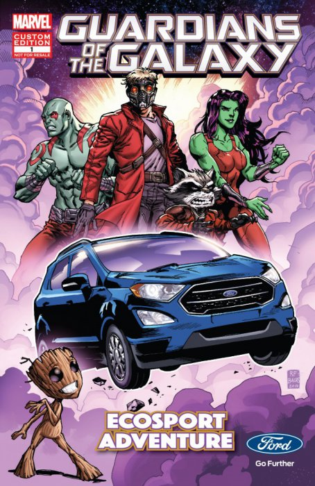 Guardians of the Galaxy - EcoSport Adventure #1