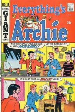 Everything's Archie #15
