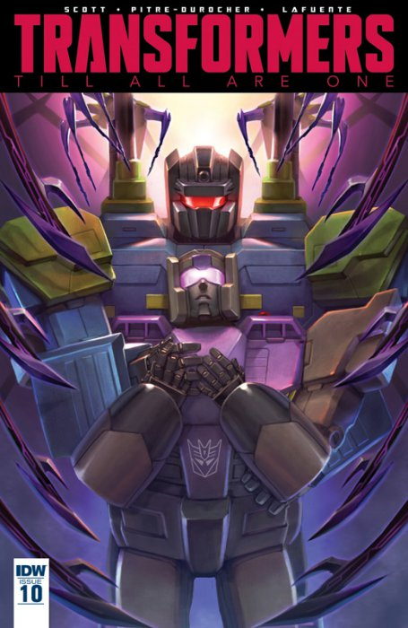 Transformers - Till All Are One #10