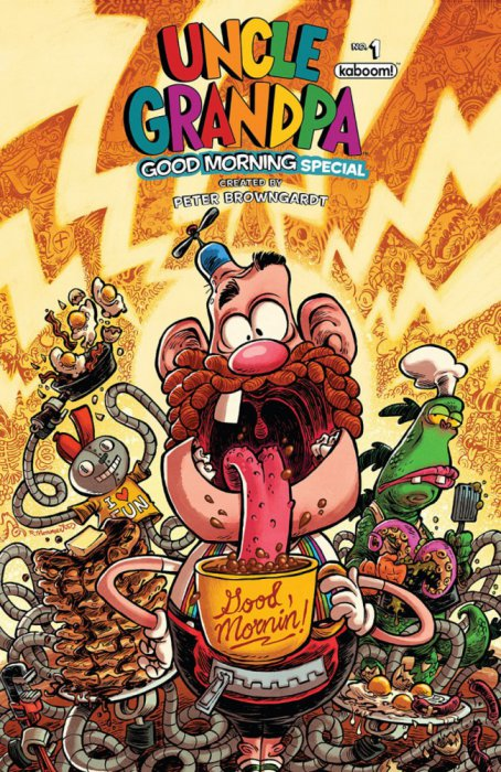Uncle Grandpa - Good Morning Special #1