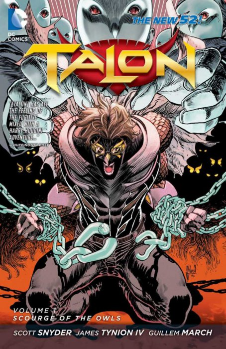 Talon Vol.1 - Scourge of the Owls