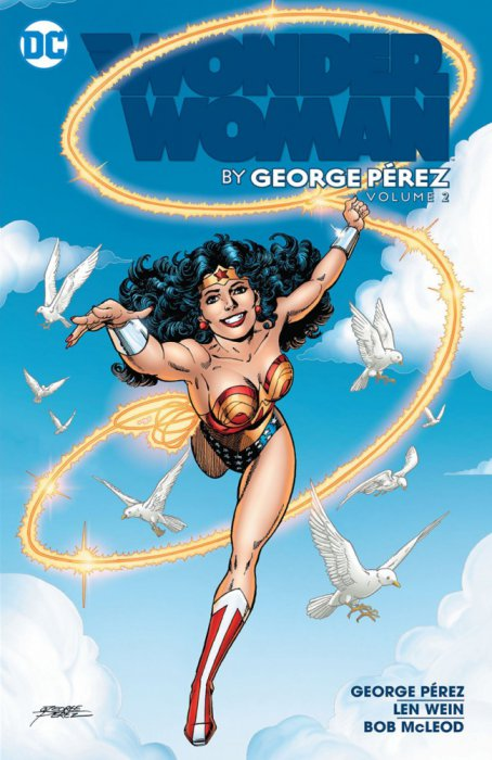 Wonder Woman by George Perez Vol.2