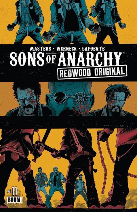 Sons of Anarchy - Redwood Original #11