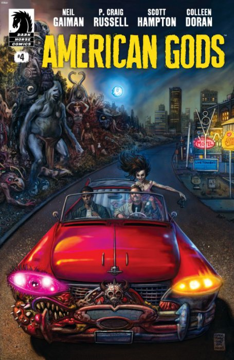 American Gods - Shadows #4