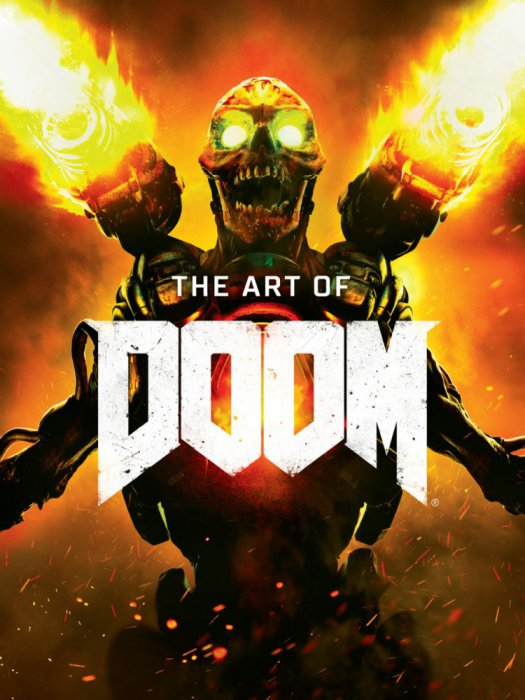 The Art of DOOM #1  - HC