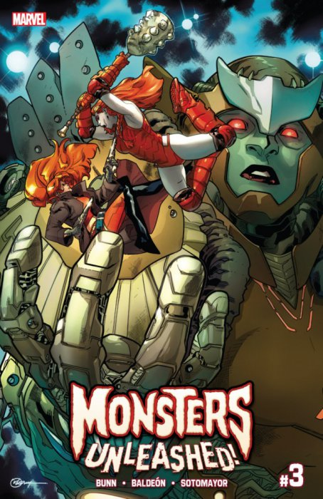 Monsters Unleashed Vol.2 #3