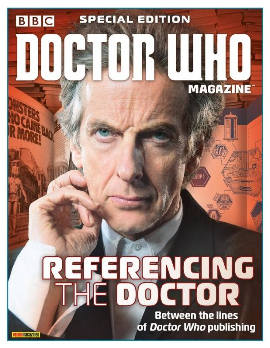 Doctor Who Magazine Special Edition #47 - Referencing the Doctor