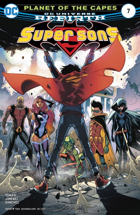 Super Sons #7
