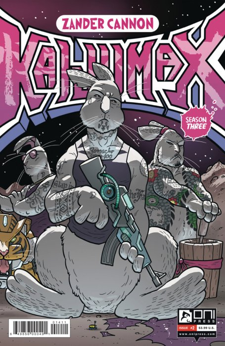 Kaijumax - Season Three #2