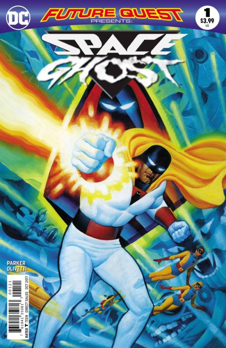 Future Quest Presents #1