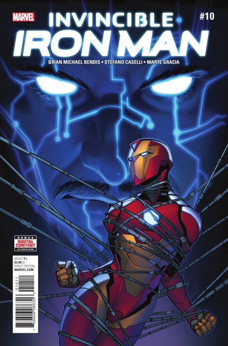 Invincible Iron Man #10
