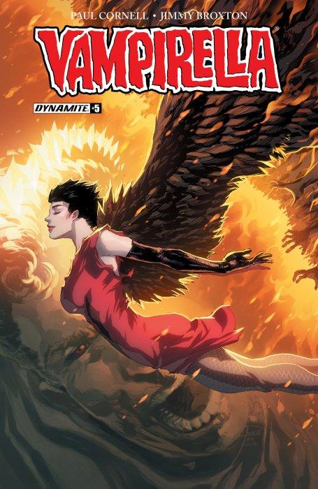 Vampirella Vol.4 #5