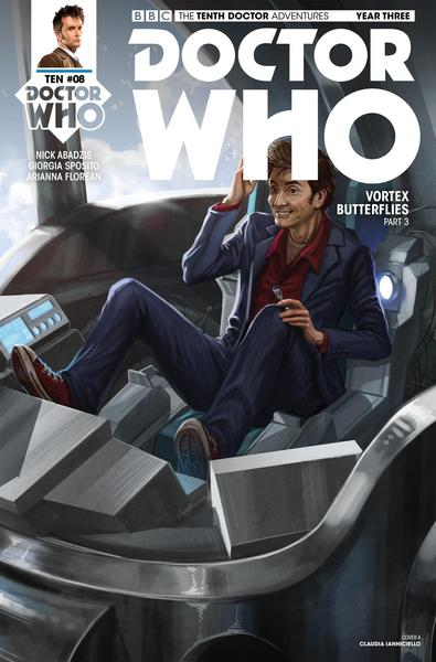 Doctor Who - The Tenth Doctor Year Three #8