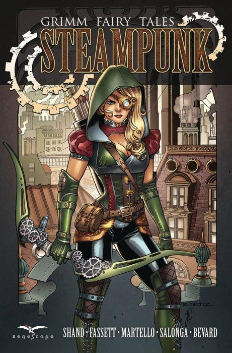 Grimm Fairy Tales Steampunk #1 - TPB