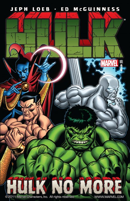 Hulk Vol.3 - Hulk No More