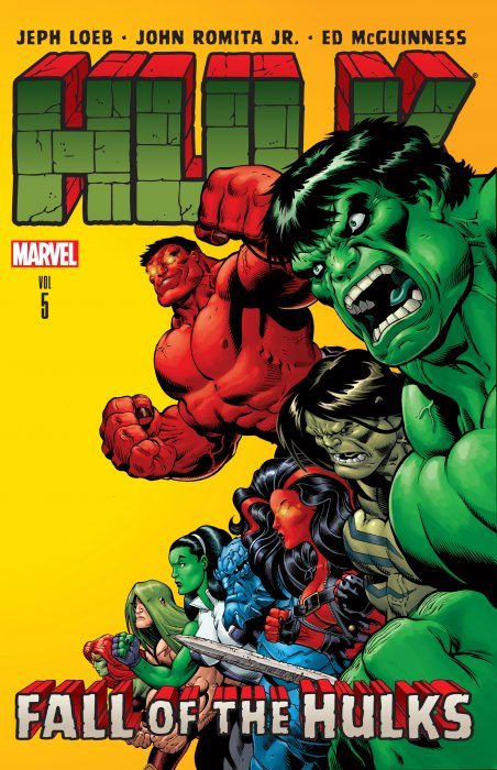 Hulk Vol.5 - Fall of the Hulks