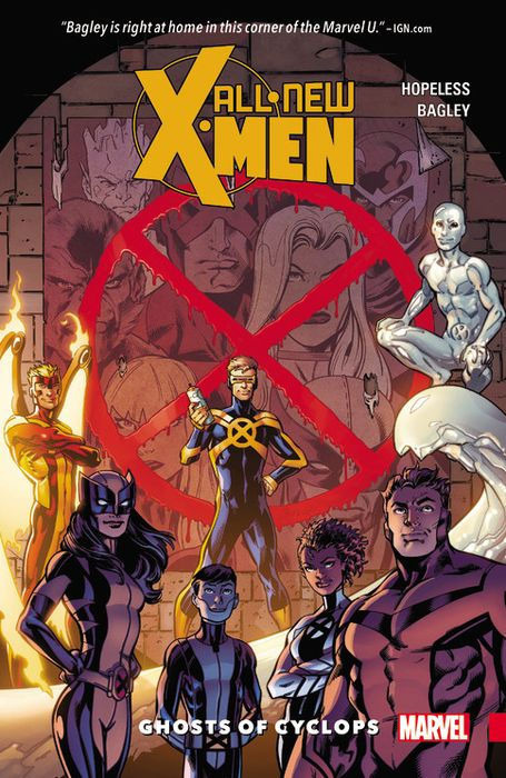 All-New X-Men Vol.1 - Inevitable - Ghos of Cyclops