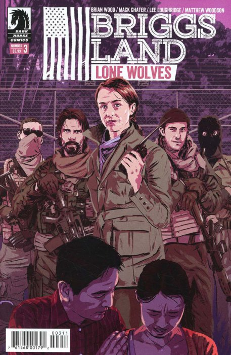 Briggs Land - Lone Wolves #3