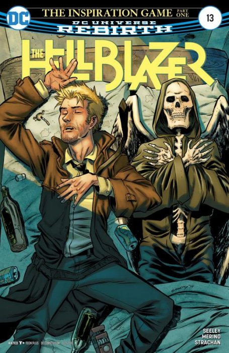 The Hellblazer #13