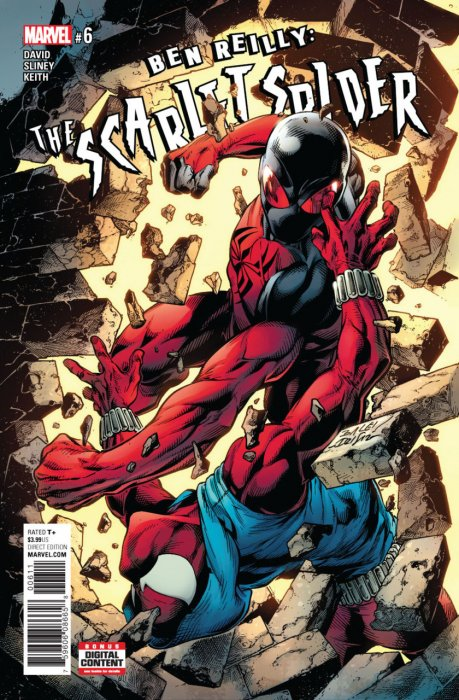 Ben Reilly - Scarlet Spider #6