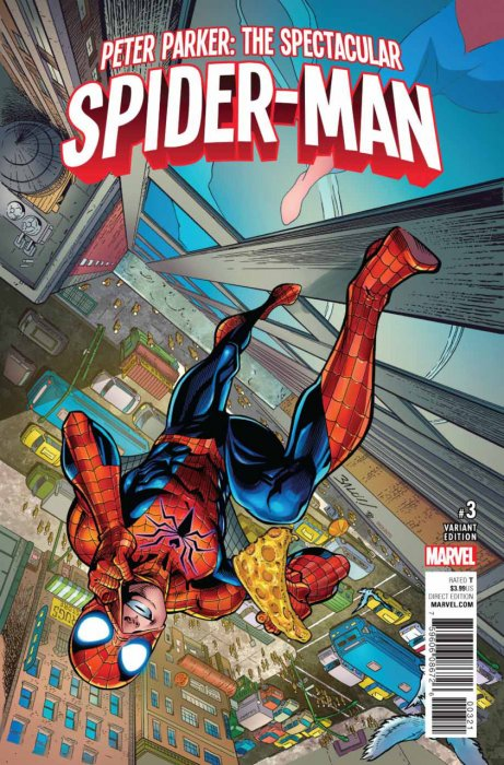 Peter Parker - The Spectacular Spider-Man #3