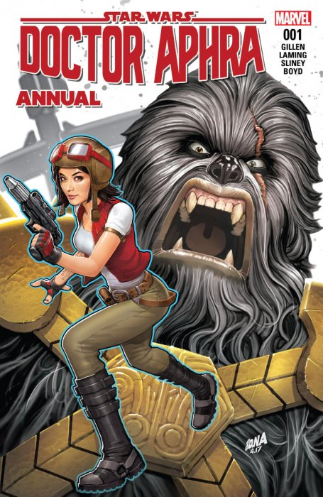 Doctor Aphra Annual #1