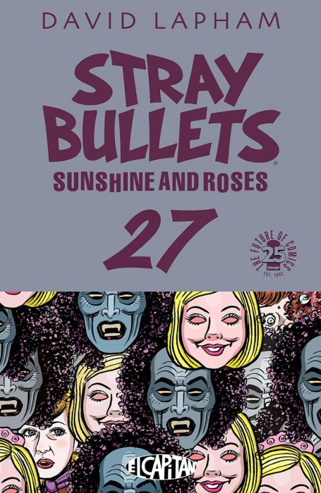 Stray Bullets - Sunshine & Roses #27