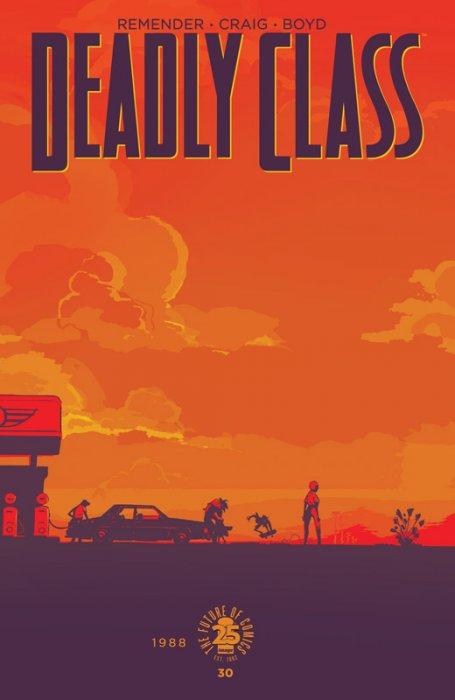 Deadly Class #30