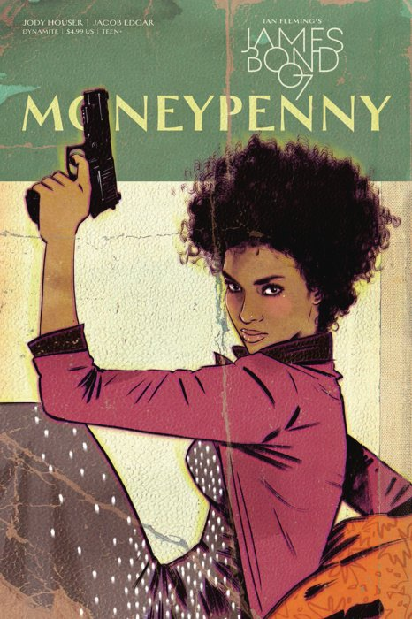 James Bond - Moneypenny #1