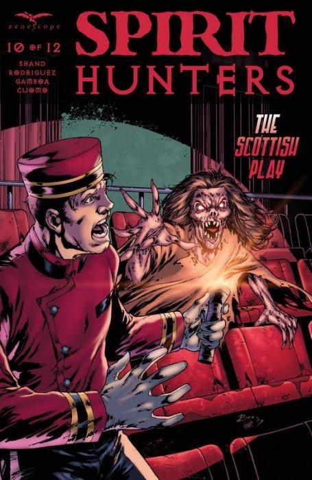 Spirit Hunters #10