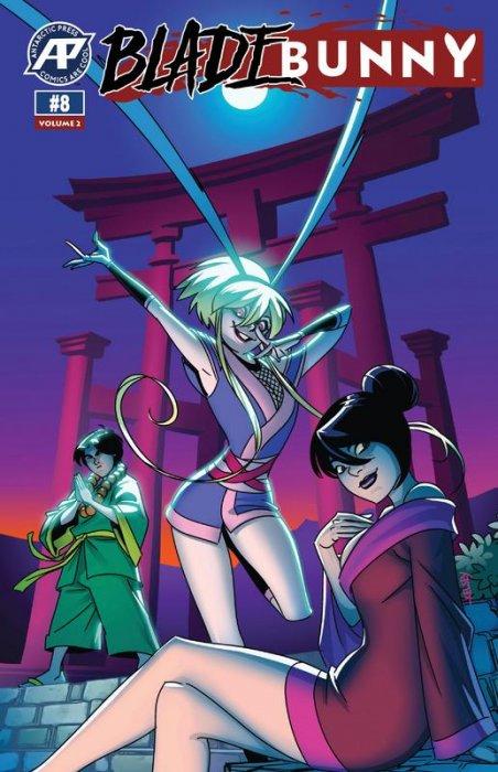 Blade Bunny Vol.2 #8