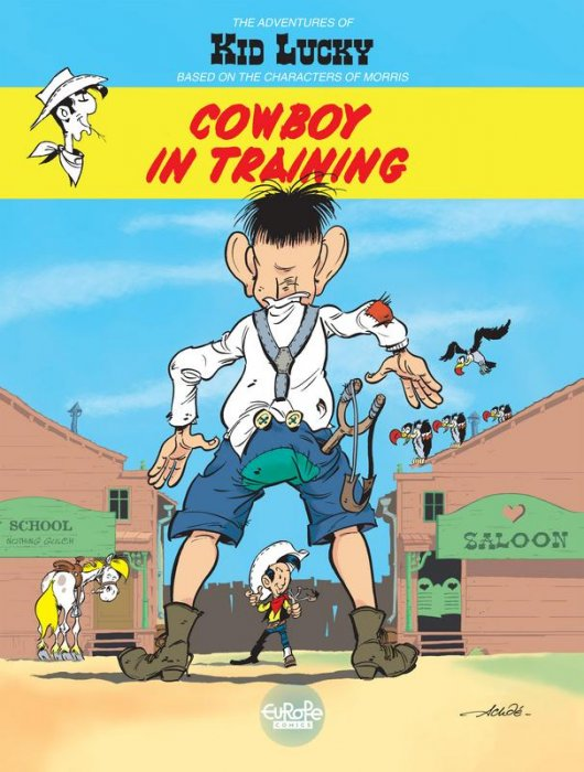 The Adventures of Kid Lucky Vol.1 - Cowboy in Training