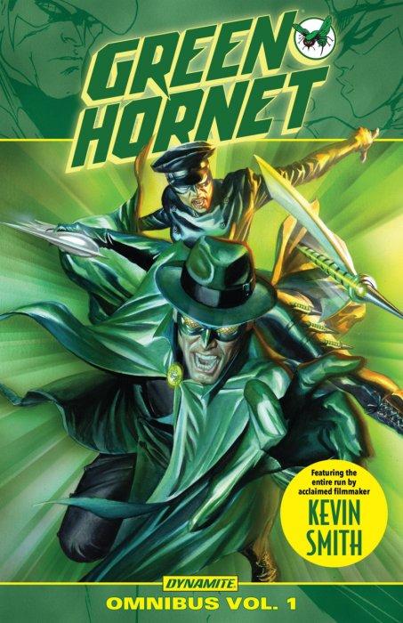 Green Hornet Omnibus Vol.1