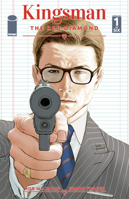 Kingsman - The Red Diamond #1