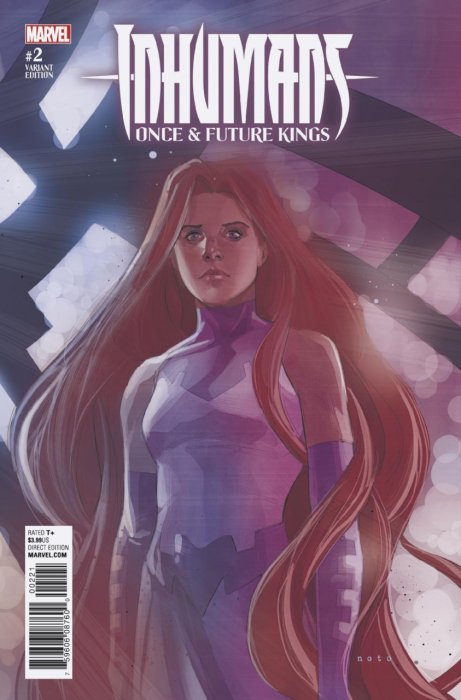 Inhumans - Once and Future Kings #2