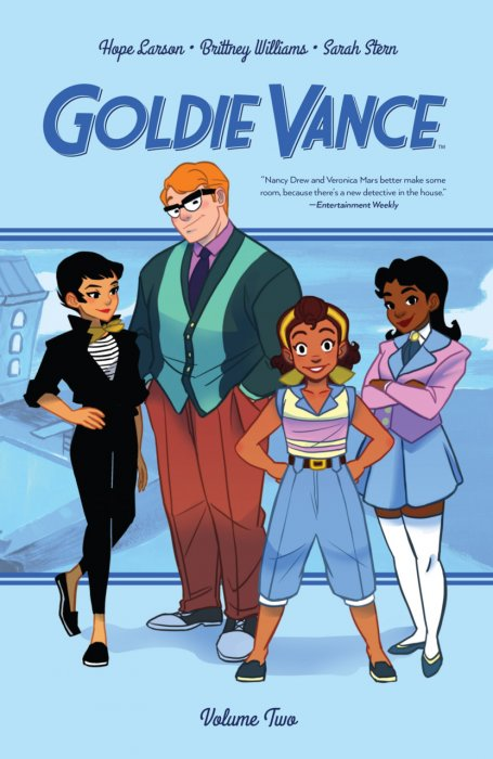 Goldie Vance Vol.2