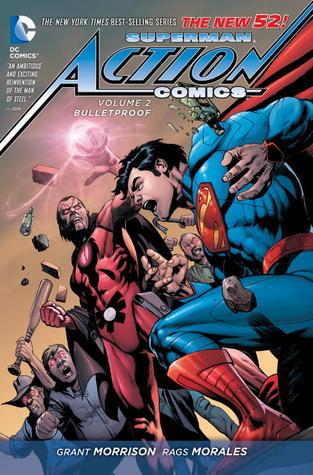 Superman - Action Comics Vol.2 - Bulletproof