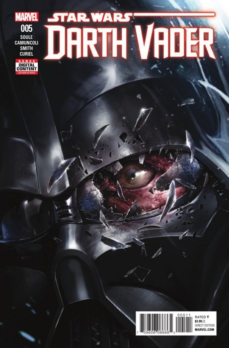 Star Wars - Darth Vader #5