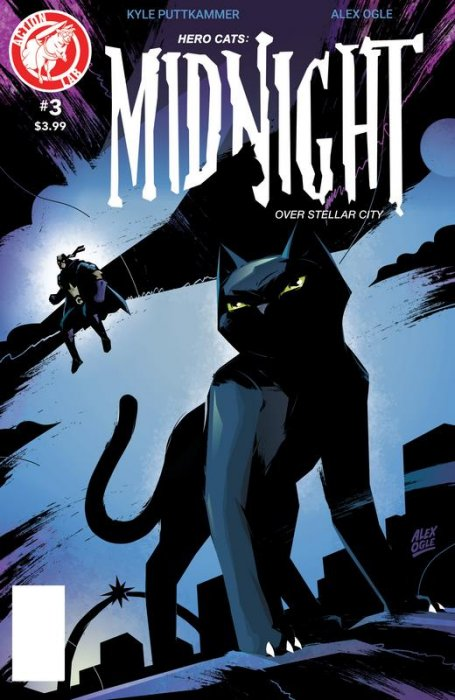 Hero Cats - Midnight Over Stellar City Vol.2 #3