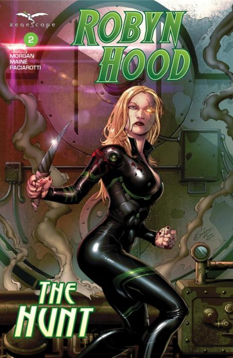 Robyn Hood - The Hunt #2